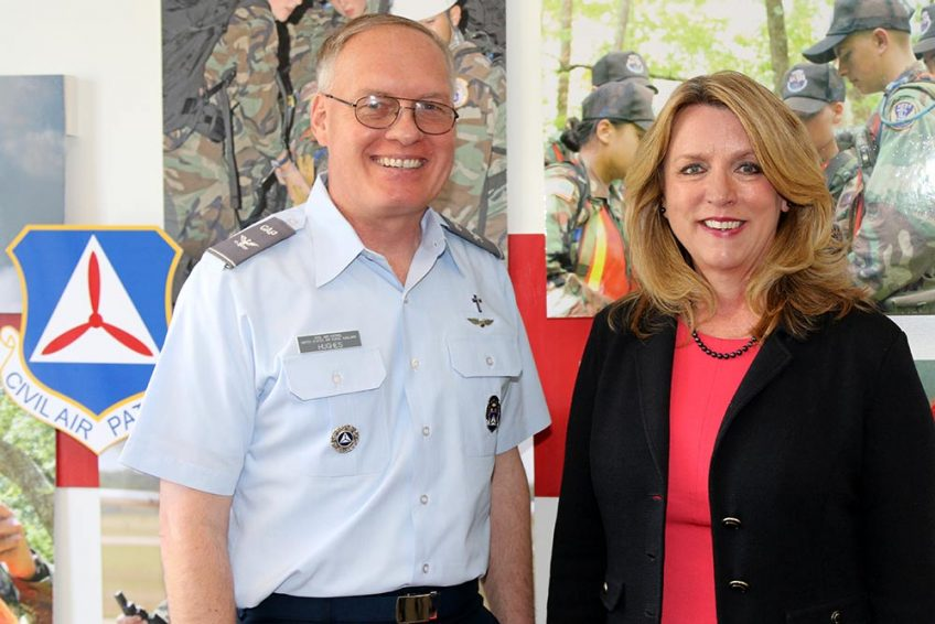 Connection With Air Force Grows Stronger