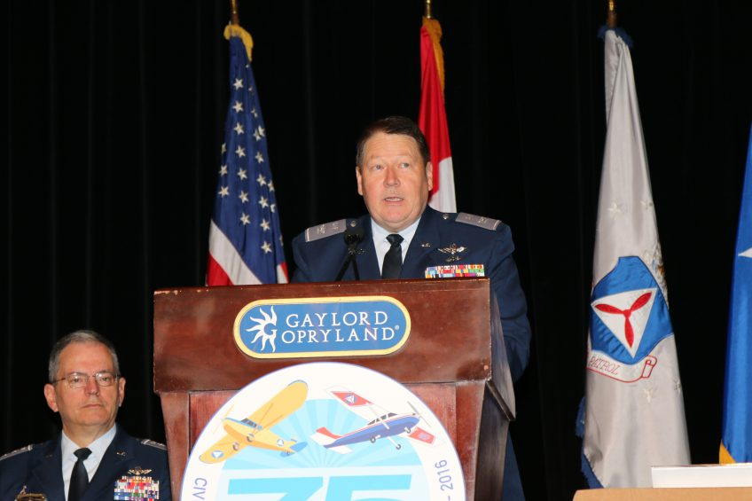 Servant Leadership Address by Colonel John Knowles at Commander's Call to Prayer
