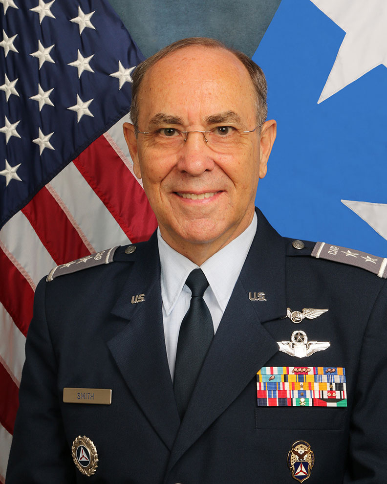 "New Civil Air Patrol National Commander's Talk During ""Call to Prayer"""