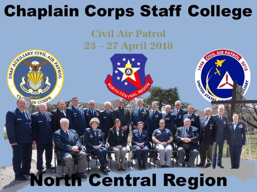 North Central Region Chaplain Corps Staff College Builds the Future